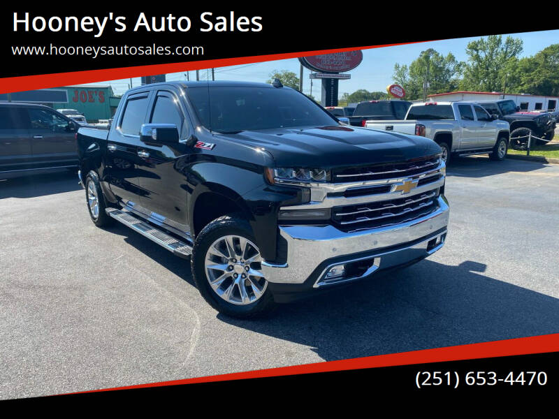 2019 Chevrolet Silverado 1500 for sale at Hooney's Auto Sales in Theodore AL