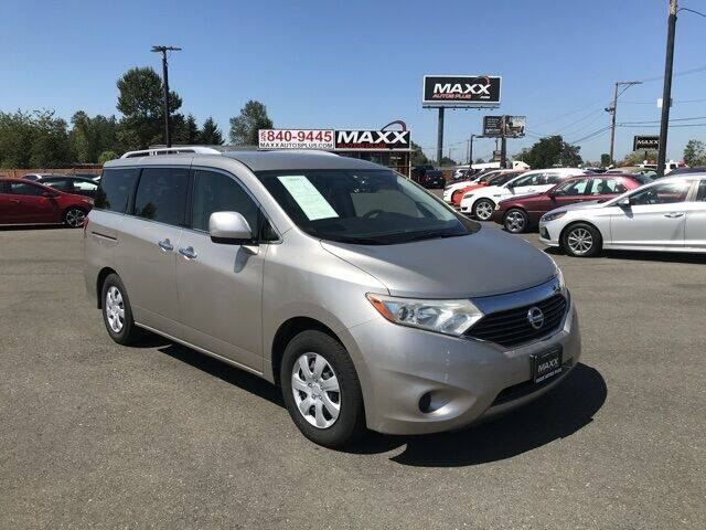 2012 Nissan Quest for sale at Maxx Autos Plus in Puyallup WA