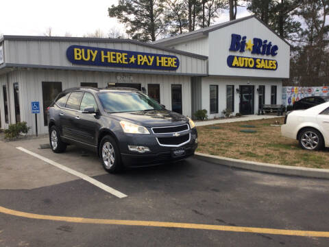 2010 Chevrolet Traverse for sale at Bi Rite Auto Sales in Seaford DE