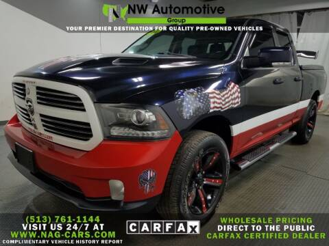 2014 RAM Ram Pickup 1500 for sale at NW Automotive Group in Cincinnati OH