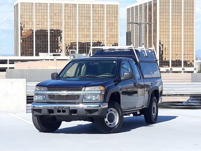 2008 Chevrolet Colorado for sale at Pammi Motors in Glendale CO
