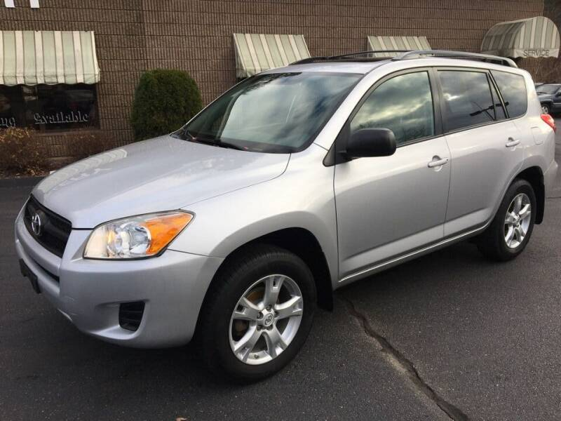 2011 Toyota RAV4 for sale at Depot Auto Sales Inc in Palmer MA