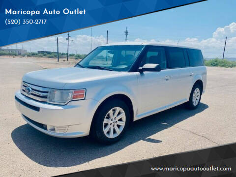 2010 Ford Flex for sale at Maricopa Auto Outlet in Maricopa AZ