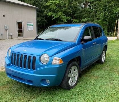 2008 Jeep Compass for sale at Doyle's Auto Sales and Service in North Vernon IN