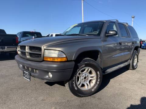 2003 Dodge Durango for sale at Superior Auto Mall of Chenoa in Chenoa IL