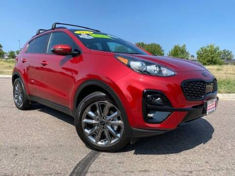 2022 Kia Sportage for sale at UNITED Automotive in Denver CO