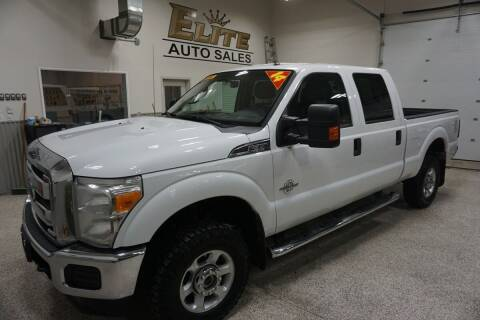 2014 Ford F-350 Super Duty for sale at Elite Auto Sales in Idaho Falls ID