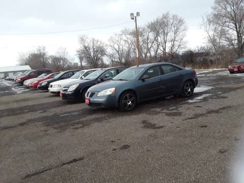 2005 Pontiac G6 for sale at BARNES AUTO SALES in Mandan ND