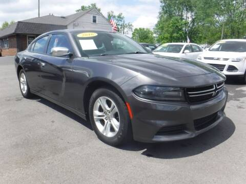 2016 Dodge Charger for sale at Rob Co Automotive LLC in Springfield TN