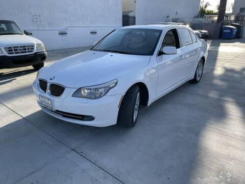 2008 BMW 5 Series for sale at Hunter's Auto Inc in North Hollywood CA