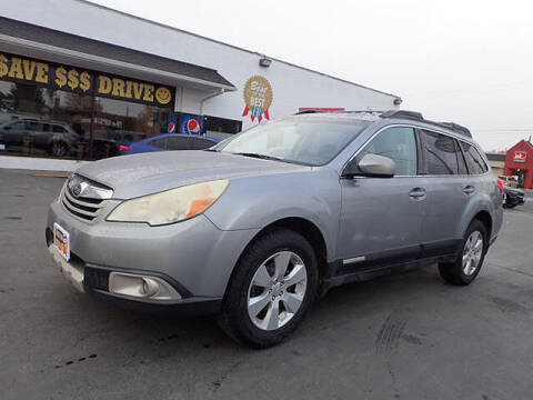 2010 Subaru Outback for sale at Tommy's 9th Street Auto Sales in Walla Walla WA