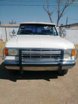 1988 Ford F-350 for sale at Poor Boyz Auto Sales in Kingman AZ