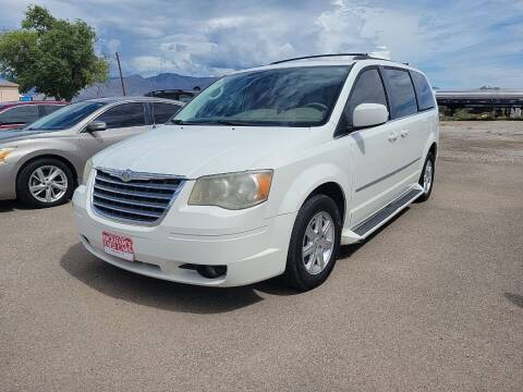 2010 Chrysler Town and Country for sale at Bickham Used Cars in Alamogordo NM