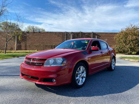 2014 Dodge Avenger for sale at RoadLink Auto Sales in Greensboro NC