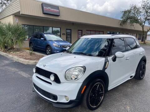 2011 MINI Cooper Countryman for sale at Top Garage Commercial LLC in Ocoee FL