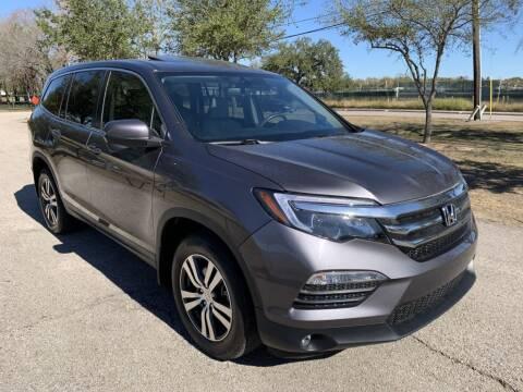 2017 Honda Pilot for sale at Prestige Motor Cars in Houston TX