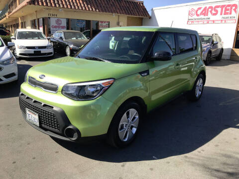 2014 Kia Soul for sale at CARSTER in Huntington Beach CA