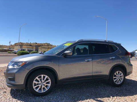 2018 Nissan Rogue for sale at 1st Quality Motors LLC in Gallup NM