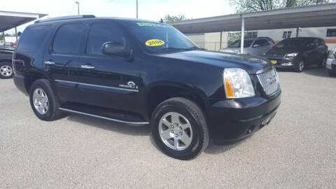 2008 GMC Yukon for sale at Bostick's Auto & Truck Sales in Brownwood TX
