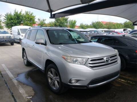 2013 Toyota Highlander for sale at Excellence Auto Direct in Euless TX