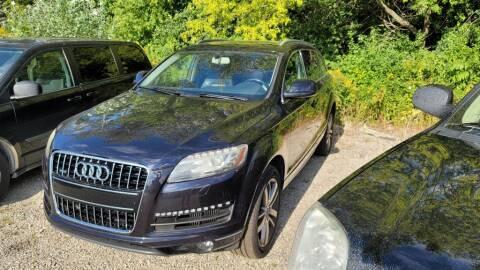 2012 Audi Q7 for sale at Clare Auto Sales, Inc. in Clare MI