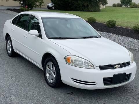 2006 Chevrolet Impala for sale at ECONO AUTO INC in Spotsylvania VA
