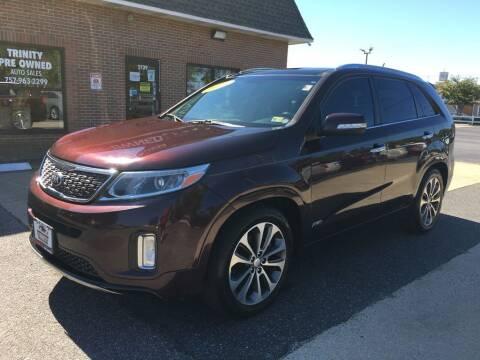 2014 Kia Sorento for sale at Bankruptcy Car Financing in Norfolk VA