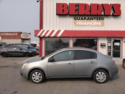 2008 Nissan Sentra for sale at Berry's Cherries Auto in Billings MT