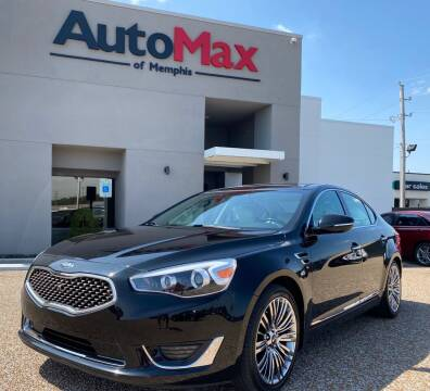 2015 Kia Cadenza for sale at AutoMax of Memphis in Memphis TN