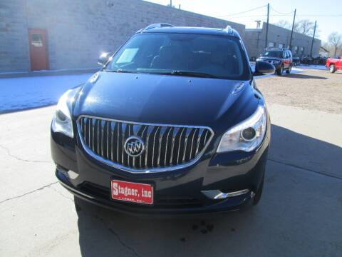 2016 Buick Enclave for sale at Stagner INC in Lamar CO