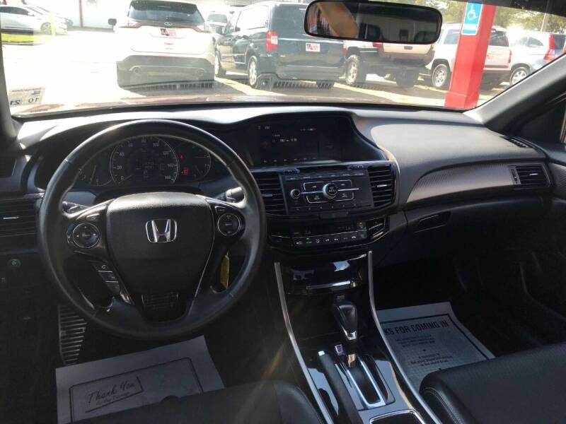 2016 Honda Accord Sport 4dr Sedan CVT - Monroe LA