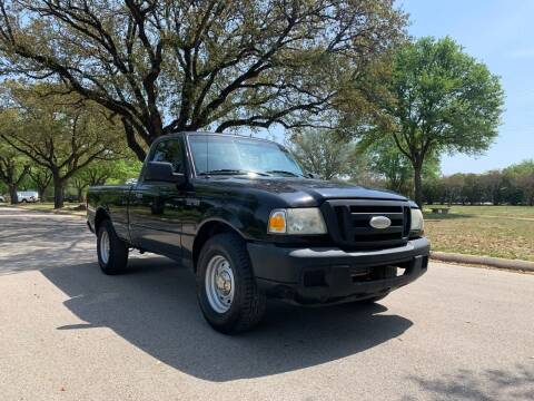 2006 Ford Ranger for sale at 210 Auto Center in San Antonio TX