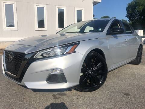 2019 Nissan Altima for sale at Beckham's Used Cars in Milledgeville GA