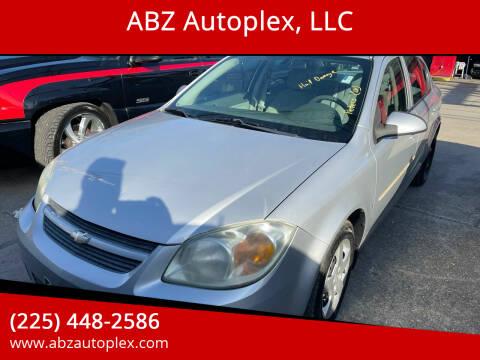 2007 Chevrolet Cobalt for sale at ABZ Autoplex, LLC in Baton Rouge LA