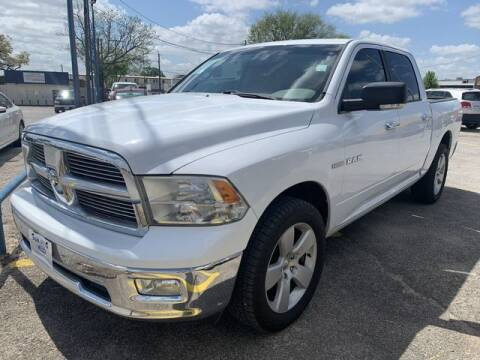 2010 Dodge Ram Pickup 1500 for sale at The Kar Store in Arlington TX