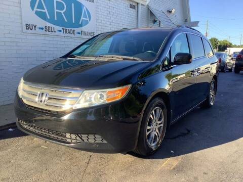 2012 Honda Odyssey for sale at ARIA AUTO SALES INC.COM in Raleigh NC