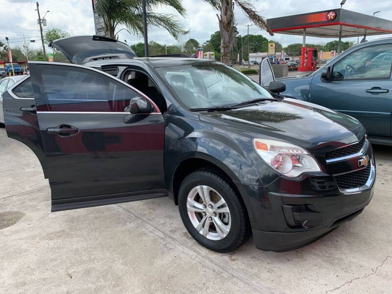 2014 Chevrolet Equinox for sale at PICAZO AUTO SALES in South Houston TX