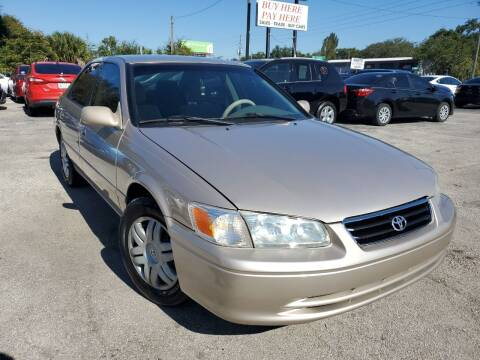 2001 Toyota Camry for sale at Mars auto trade llc in Kissimmee FL