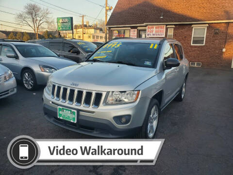 2011 Jeep Compass for sale at Kar Connection in Little Ferry NJ