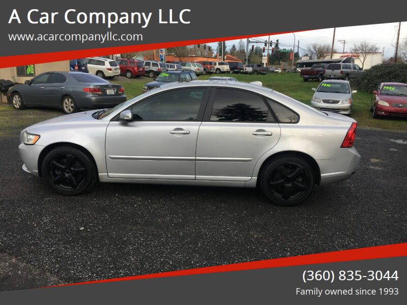 2009 Volvo S40 for sale at A Car Company LLC in Washougal WA