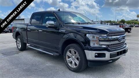 2018 Ford F-150 for sale at Your First Vehicle in Miami FL