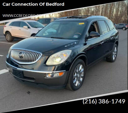 2011 Buick Enclave for sale at Car Connection of Bedford in Bedford OH