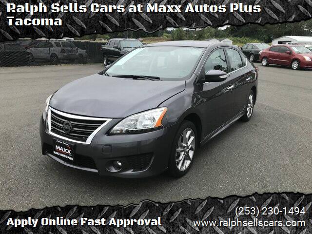 2015 Nissan Sentra for sale at Ralph Sells Cars at Maxx Autos Plus Tacoma in Tacoma WA