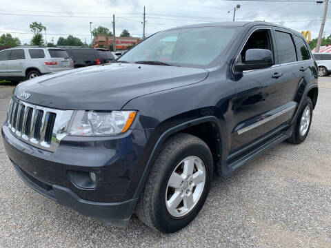 2012 Jeep Grand Cherokee for sale at Safeway Auto Sales in Horn Lake MS