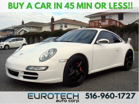 2007 Porsche 911 for sale at EUROTECH AUTO CORP in Island Park NY