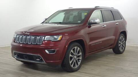 2017 Jeep Grand Cherokee for sale at TRAVERS GMT AUTO SALES - Traver GMT Auto Sales West in O Fallon MO