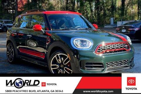 2019 MINI Countryman for sale at CU Carfinders in Norcross GA