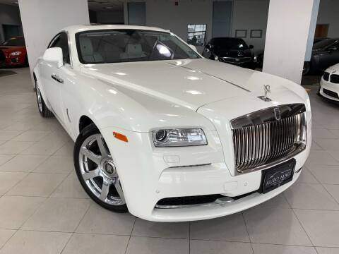 2014 Rolls-Royce Wraith for sale at Auto Mall of Springfield in Springfield IL