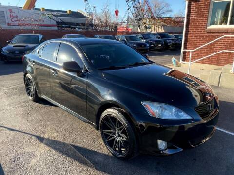 2006 Lexus IS 250 for sale at The Car-Mart in Murray UT