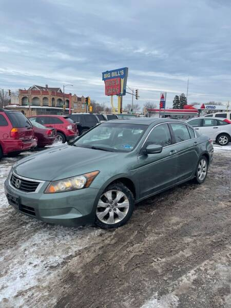 2009 Honda Accord for sale at Big Bills in Milwaukee WI